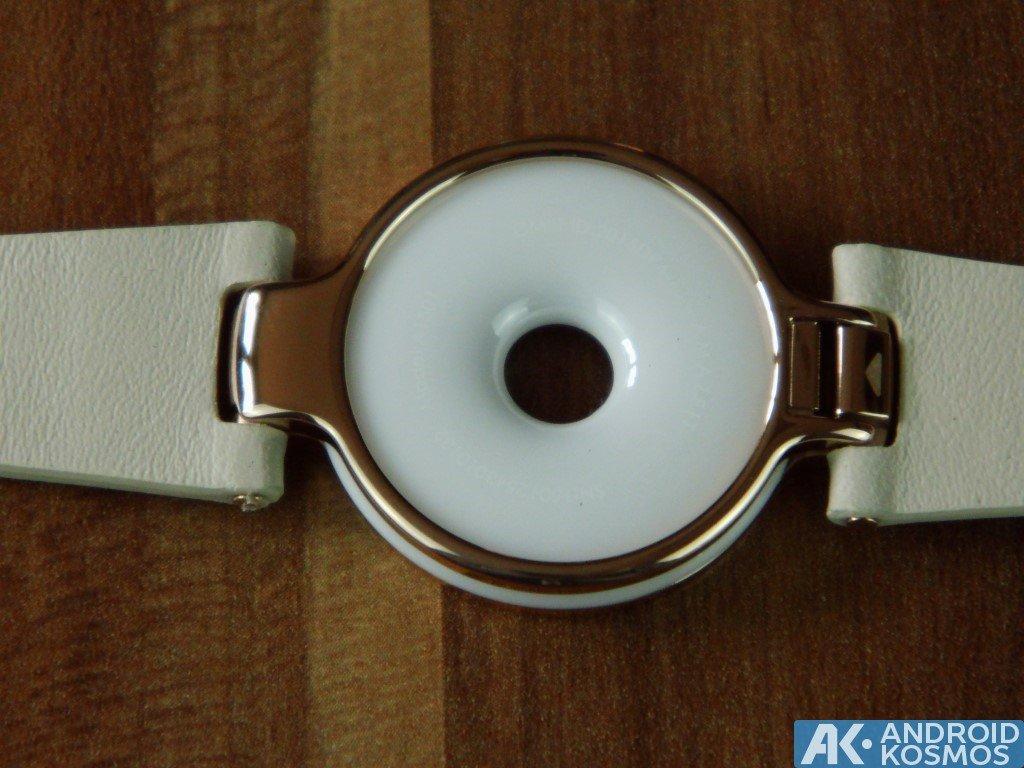 Test / Review: Xiaomi AmazFit - Fitnesstracker im roségoldfarbenen Armband 22