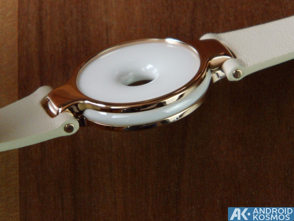 Test / Review: Xiaomi AmazFit - Fitnesstracker im roségoldfarbenen Armband 23