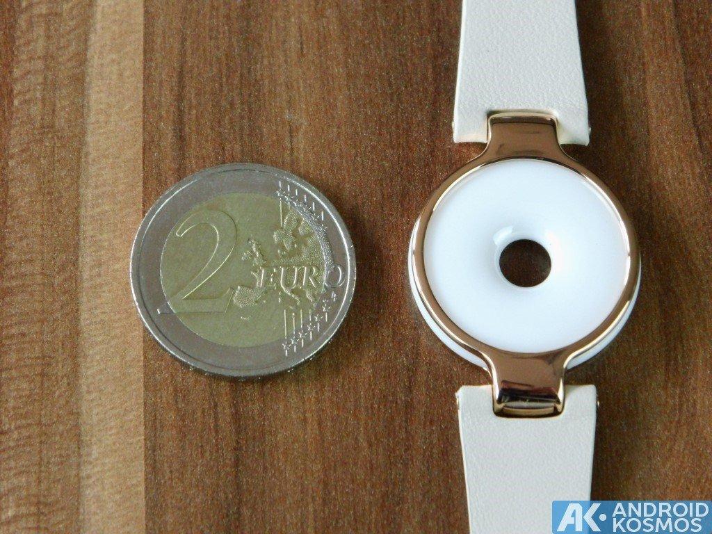 Test / Review: Xiaomi AmazFit - Fitnesstracker im roségoldfarbenen Armband 30