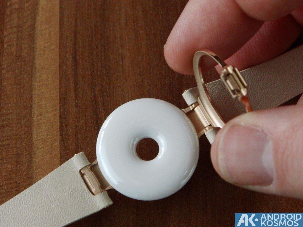 Test / Review: Xiaomi AmazFit - Fitnesstracker im roségoldfarbenen Armband 37