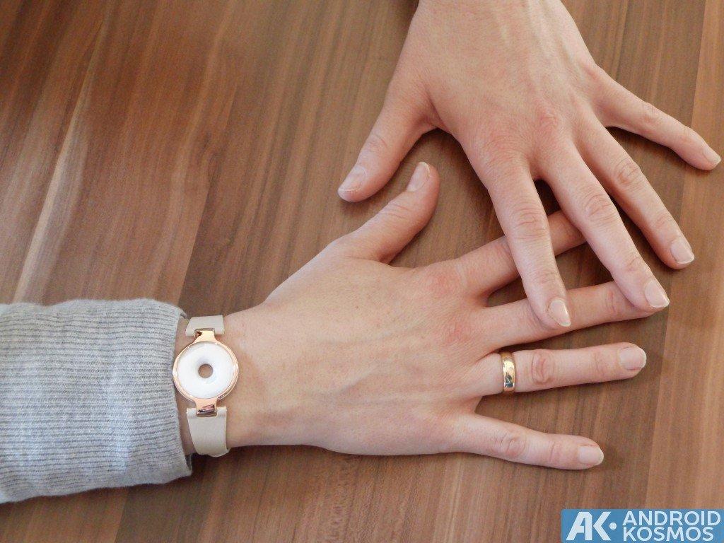 Test / Review: Xiaomi AmazFit - Fitnesstracker im roségoldfarbenen Armband 33