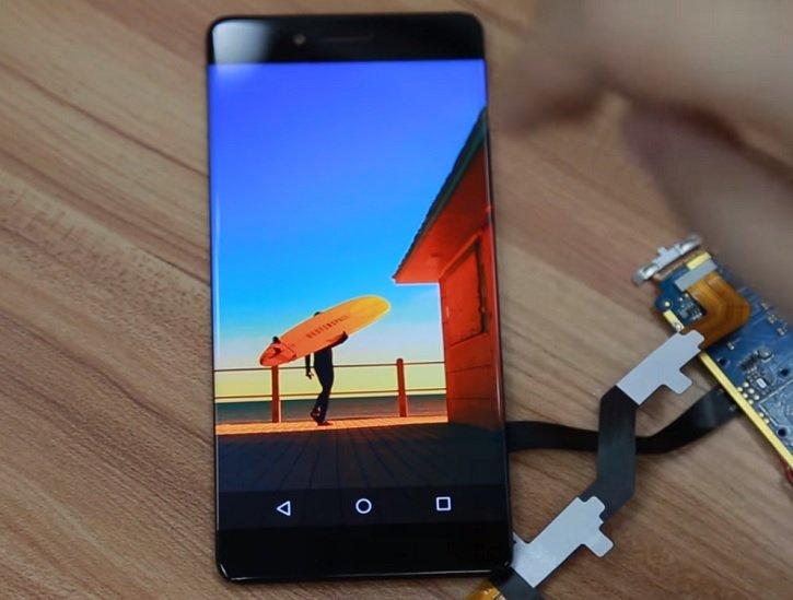 Ulefone Future - Smartphone ohne Displayrand 1