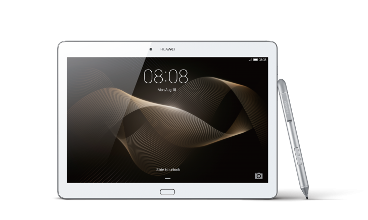 AndroidKosmos | CES 2016: Huawei stellt MediaPad M2 ein 10 Zoll Android Tablet vor 1