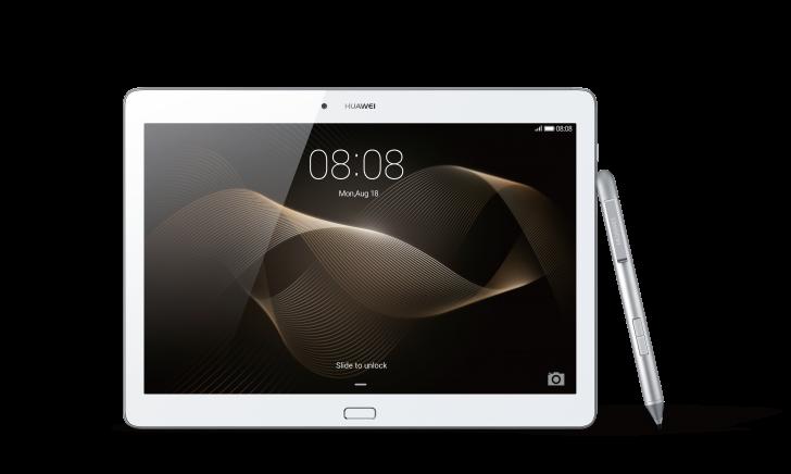 CES 2016: Huawei stellt MediaPad M2 ein 10 Zoll Android Tablet vor 1