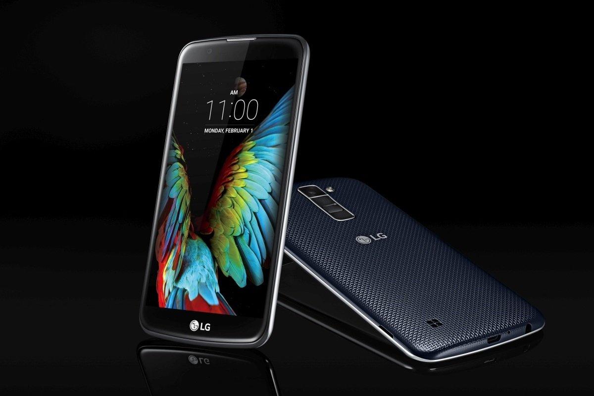 AndroidKosmos | CES 2016: LG stellt Smartphone Einsteigerserie K7 und K10 offiziell vor 2