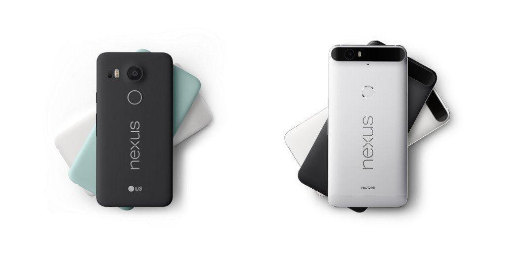 Rabattaktion im Google Play Store für das Nexus 6P und Nexus 5X 1