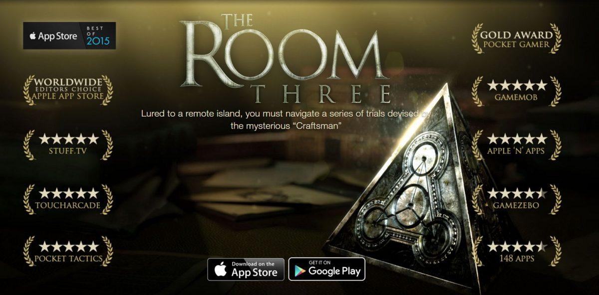 """Das Puzzlegame """"The Room Three"""" für Android wurde veröffentlicht 2"""