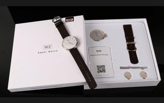 Elephone stellt W2 Smartwatch vor 1