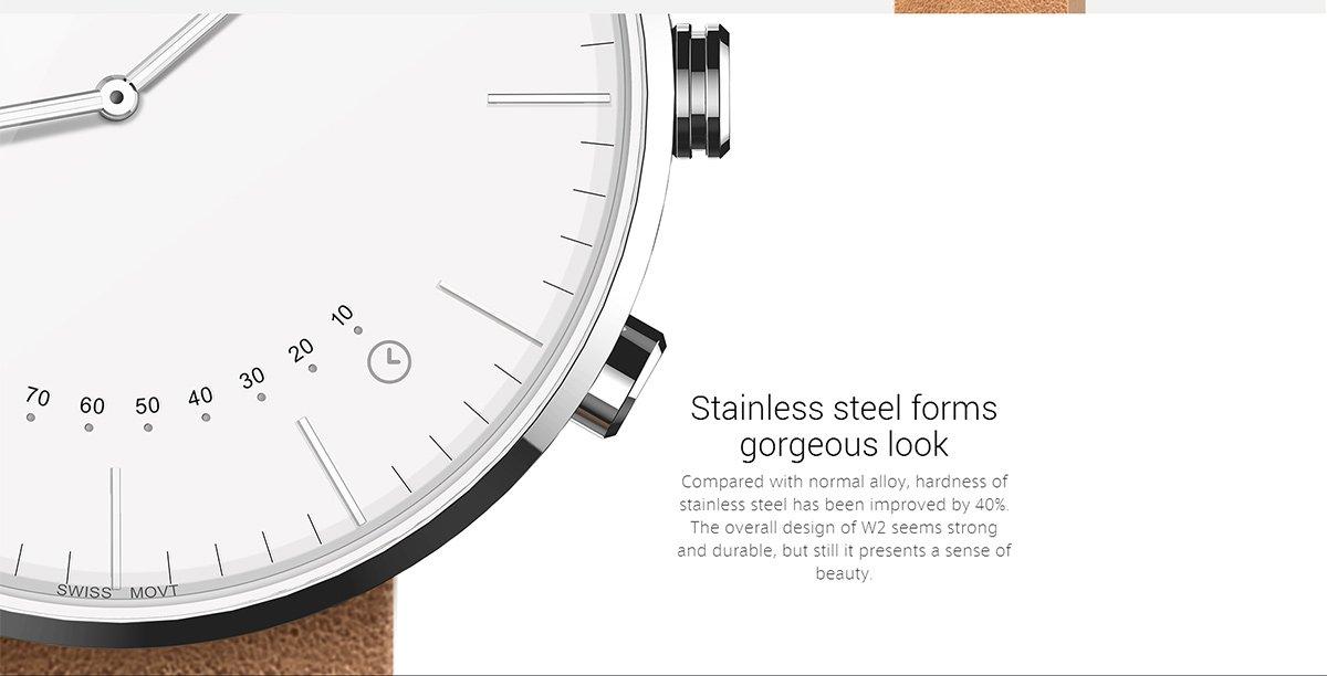 Technische Details der Elephone W2 Smartwatch veröffentlicht 2