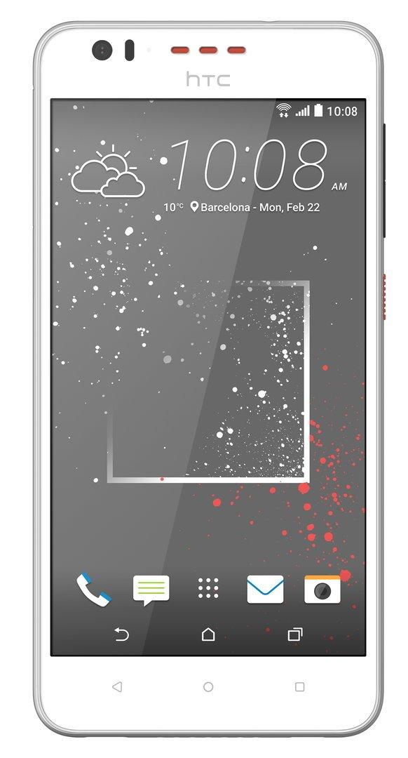 HTC hat das Desire 530, Desire 630 und Desire 825 auf der MWC 2016 offiziell vorgestellt 7