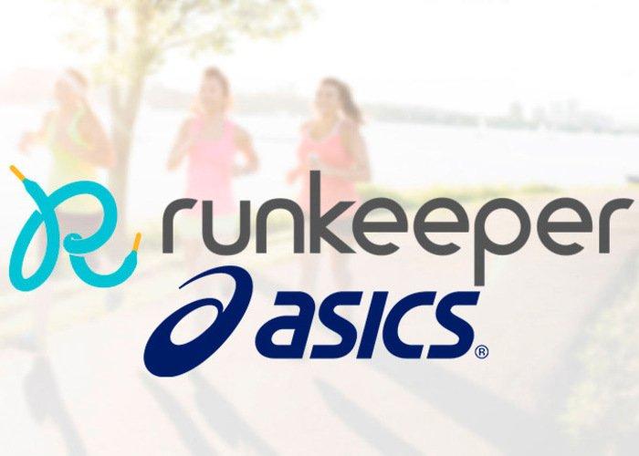 Asics hat Runkeeper Lauf-App Hersteller gekauft