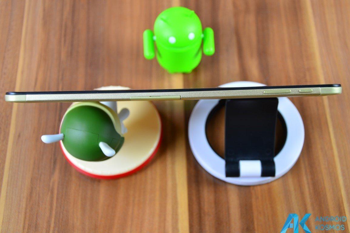 Test / Review: Onda V989 Air V5 Gold Edition - günstiges Android Tablet im Test 13