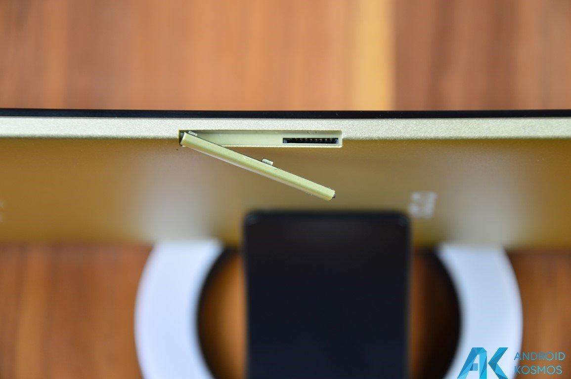 Test / Review: Onda V989 Air V5 Gold Edition - günstiges Android Tablet im Test 16