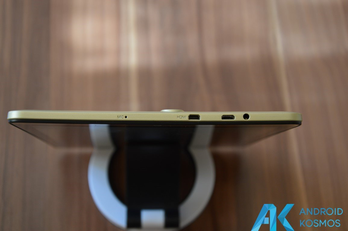 Test / Review: Onda V989 Air V5 Gold Edition - günstiges Android Tablet im Test 17