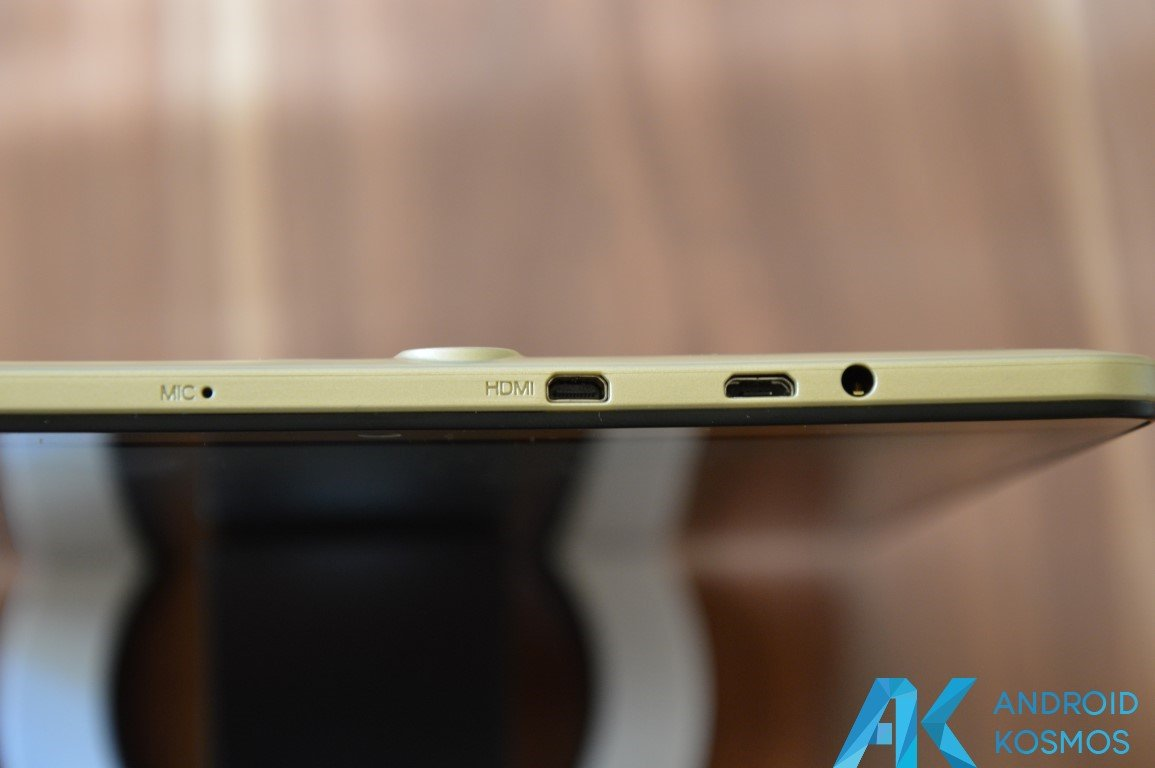 Test / Review: Onda V989 Air V5 Gold Edition - günstiges Android Tablet im Test 18