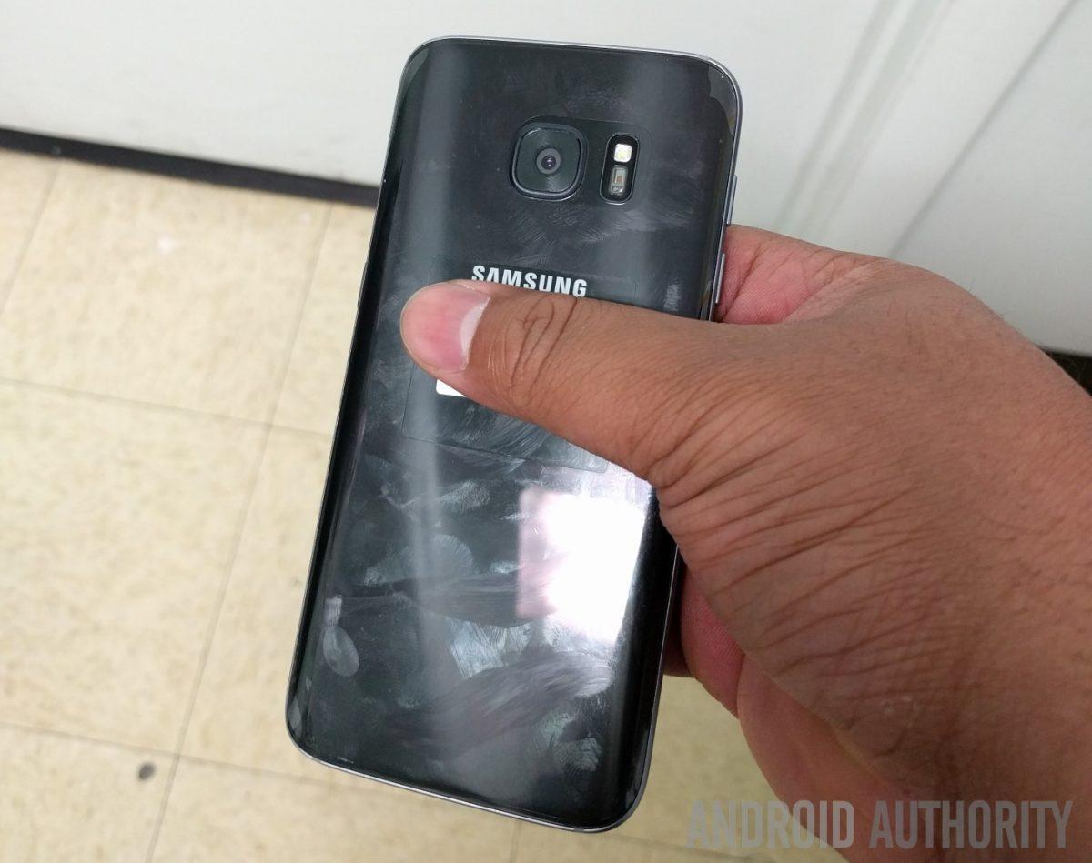 Samsung Galaxy S7: Fotos & Technische Daten in AnTuTu aufgetaucht 1