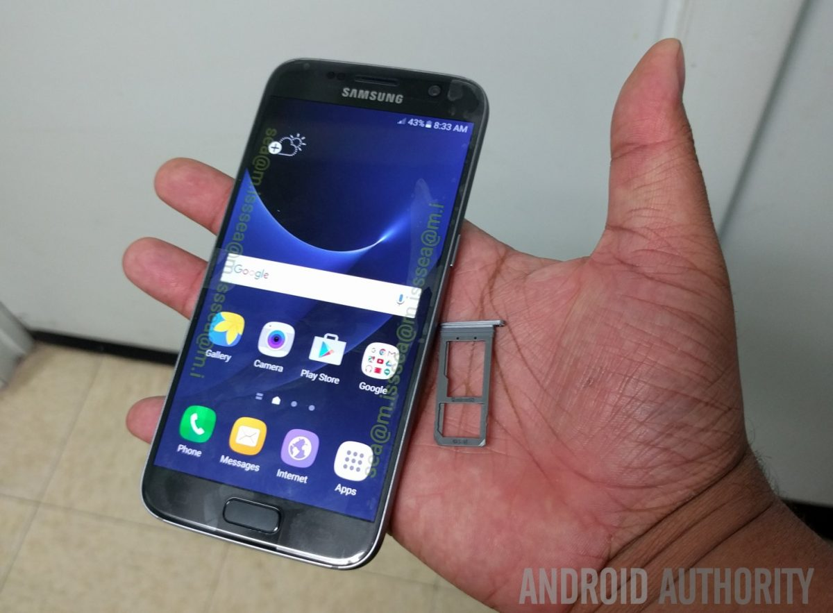 Samsung Galaxy S7: Fotos & Technische Daten in AnTuTu aufgetaucht 2