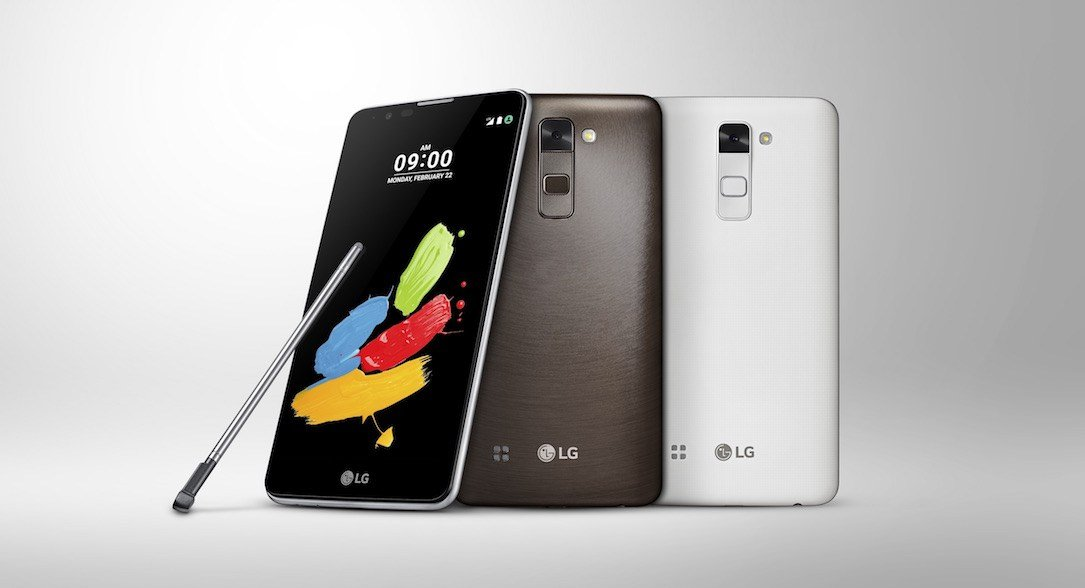 LG Stylus 2 offiziell vorgestellt und mit im Gepäck zur MWC 2016 2