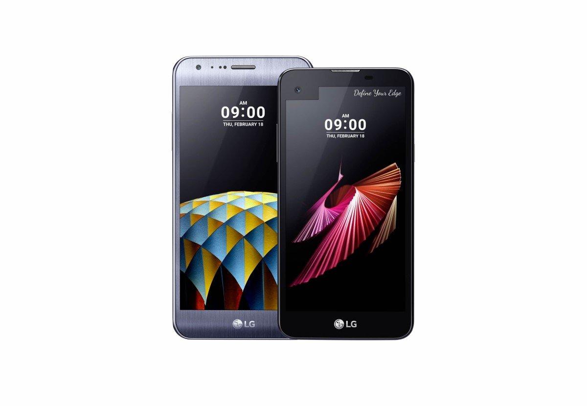 LG präsentiert mit der X-Serie zwei neue Mittelklasse Smartphones 1