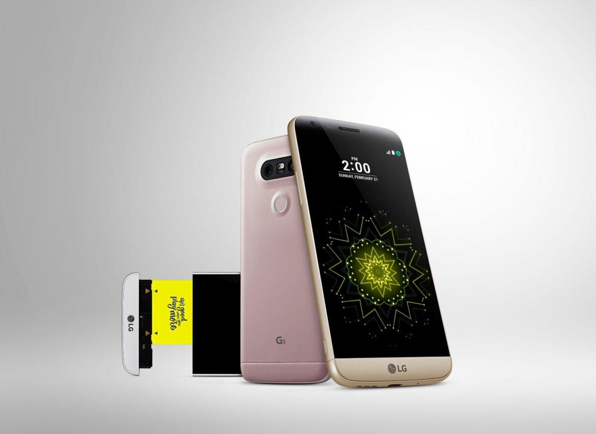 LG G5 & Friends offiziell vorgestellt 3