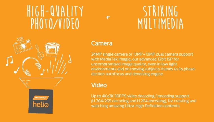 MediaTek Helio P20 Prozessor offiziell auf der MWC 2016 vorgestellt 4