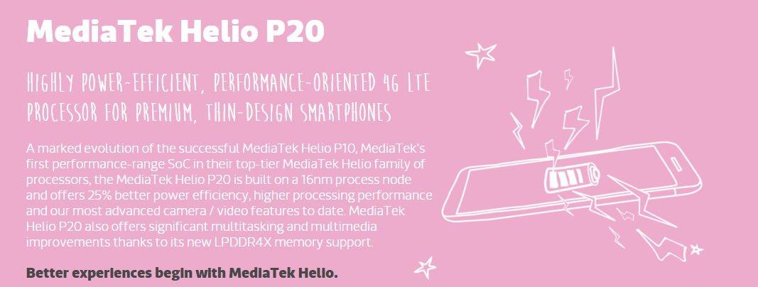 MediaTek Helio P20 Prozessor offiziell auf der MWC 2016 vorgestellt 1