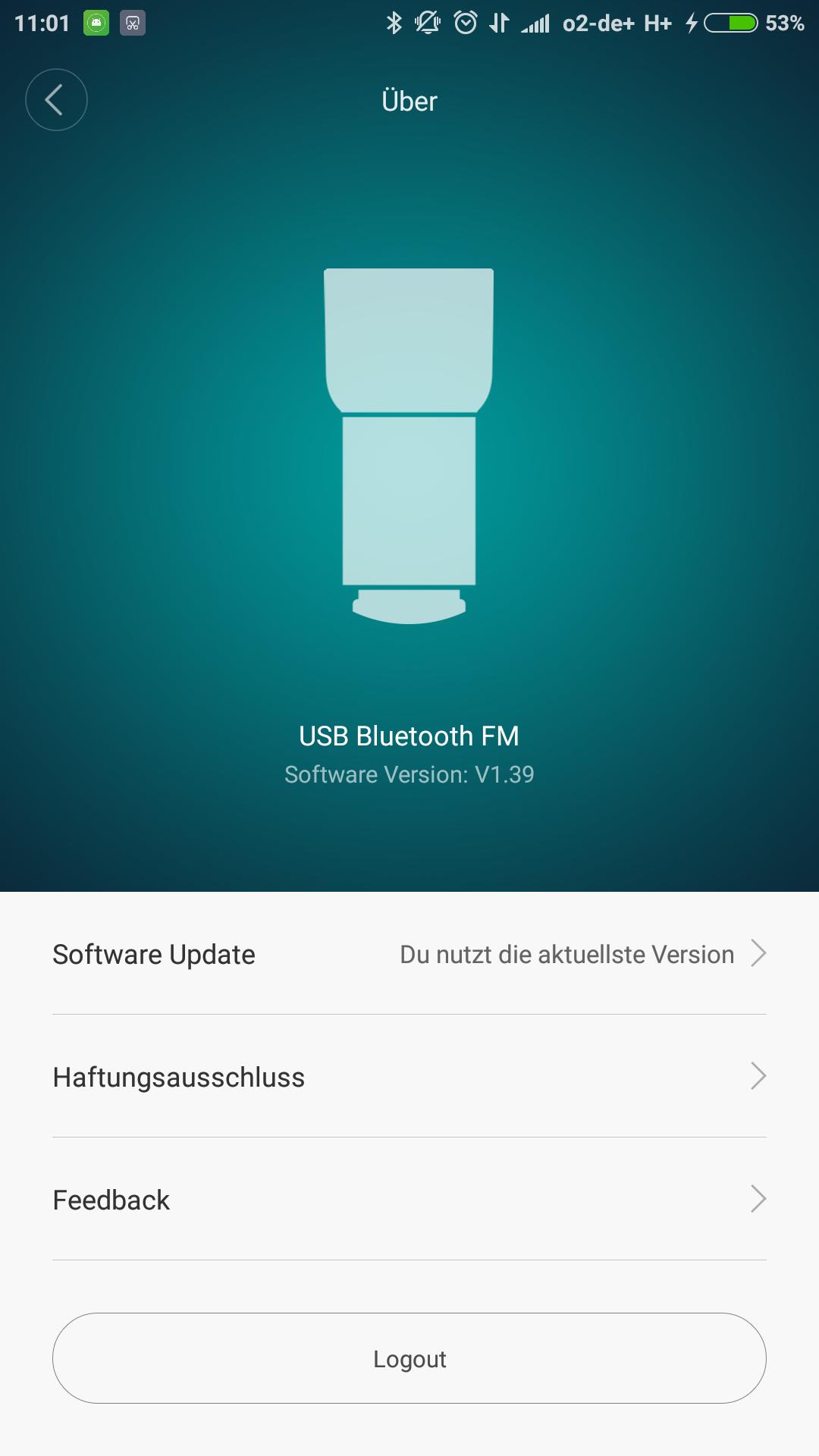 Xiaomi Roidmi FM Transmitter App 1.39 Deutsch 1