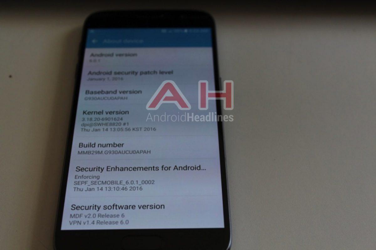 Samsung Galaxy S7: Fotos & Technische Daten in AnTuTu aufgetaucht 34