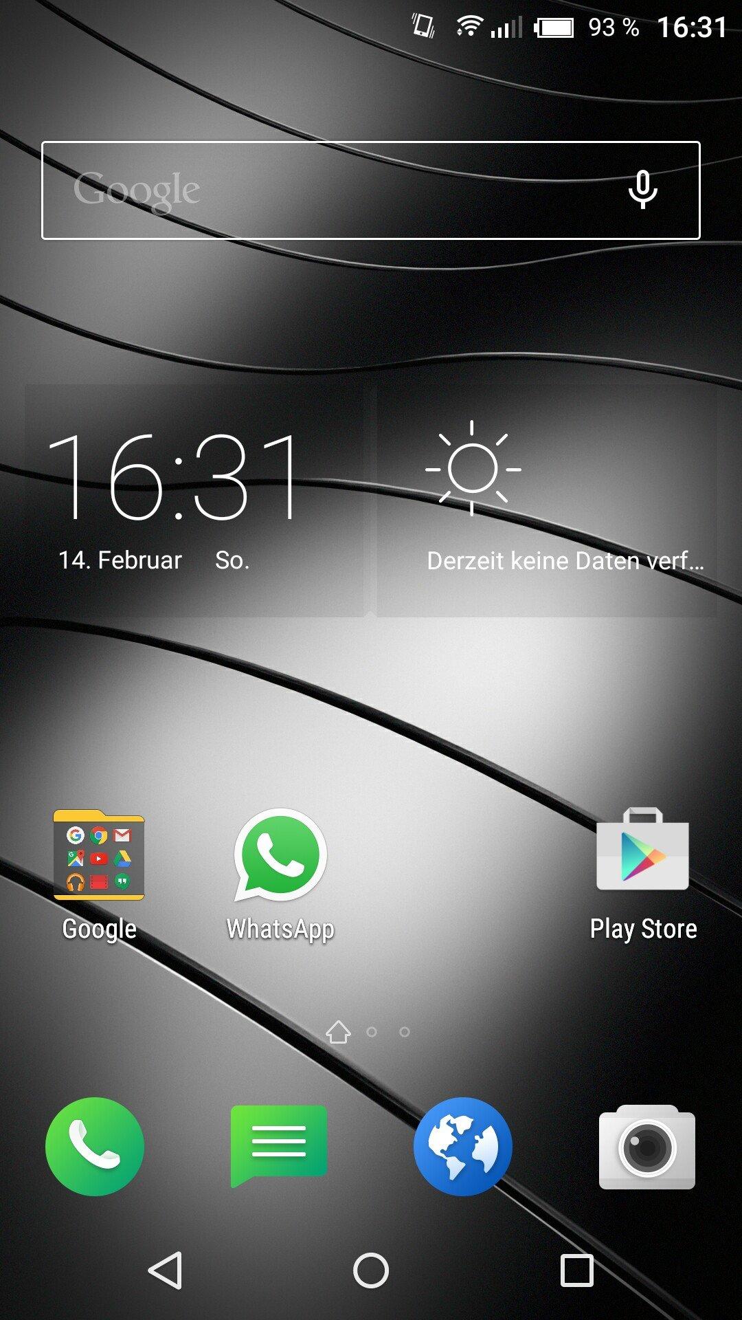 Test / Review: Gigaset ME -  edles Highend Smartphone mit kleinen Schwächen 17