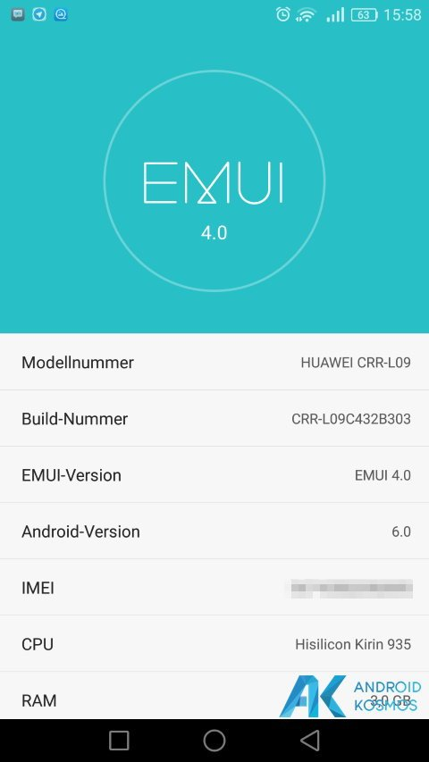 Huawei Mate S download der ersten Android 6.0 Marshmallow beta verfügbar 7