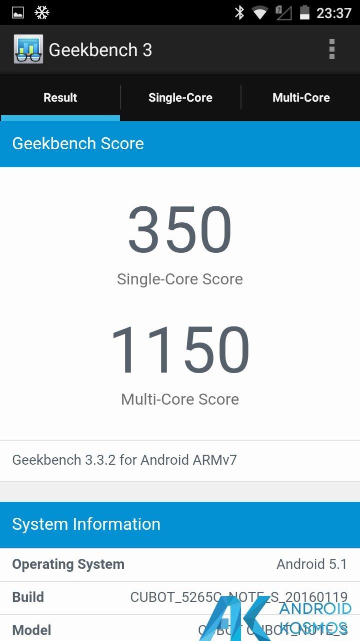 Test / Review: Cubot Note S - China Smartphone mit guten Ansätzen für kleines Geld 29