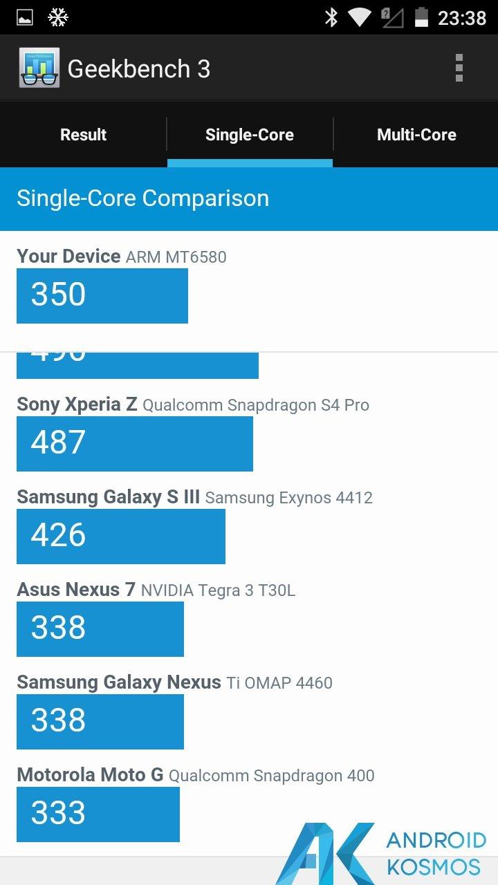 Test / Review: Cubot Note S - China Smartphone mit guten Ansätzen für kleines Geld 30