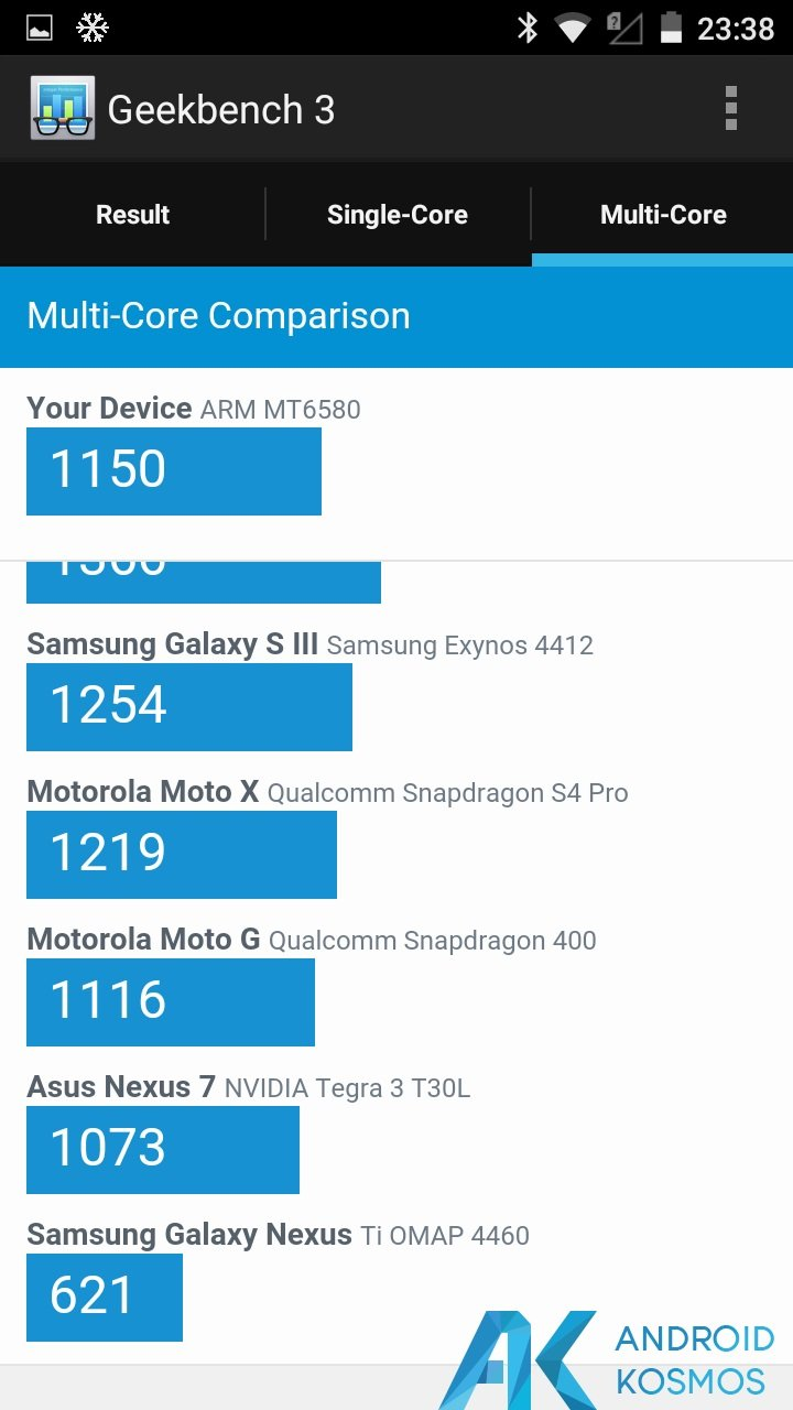 Test / Review: Cubot Note S - China Smartphone mit guten Ansätzen für kleines Geld 31