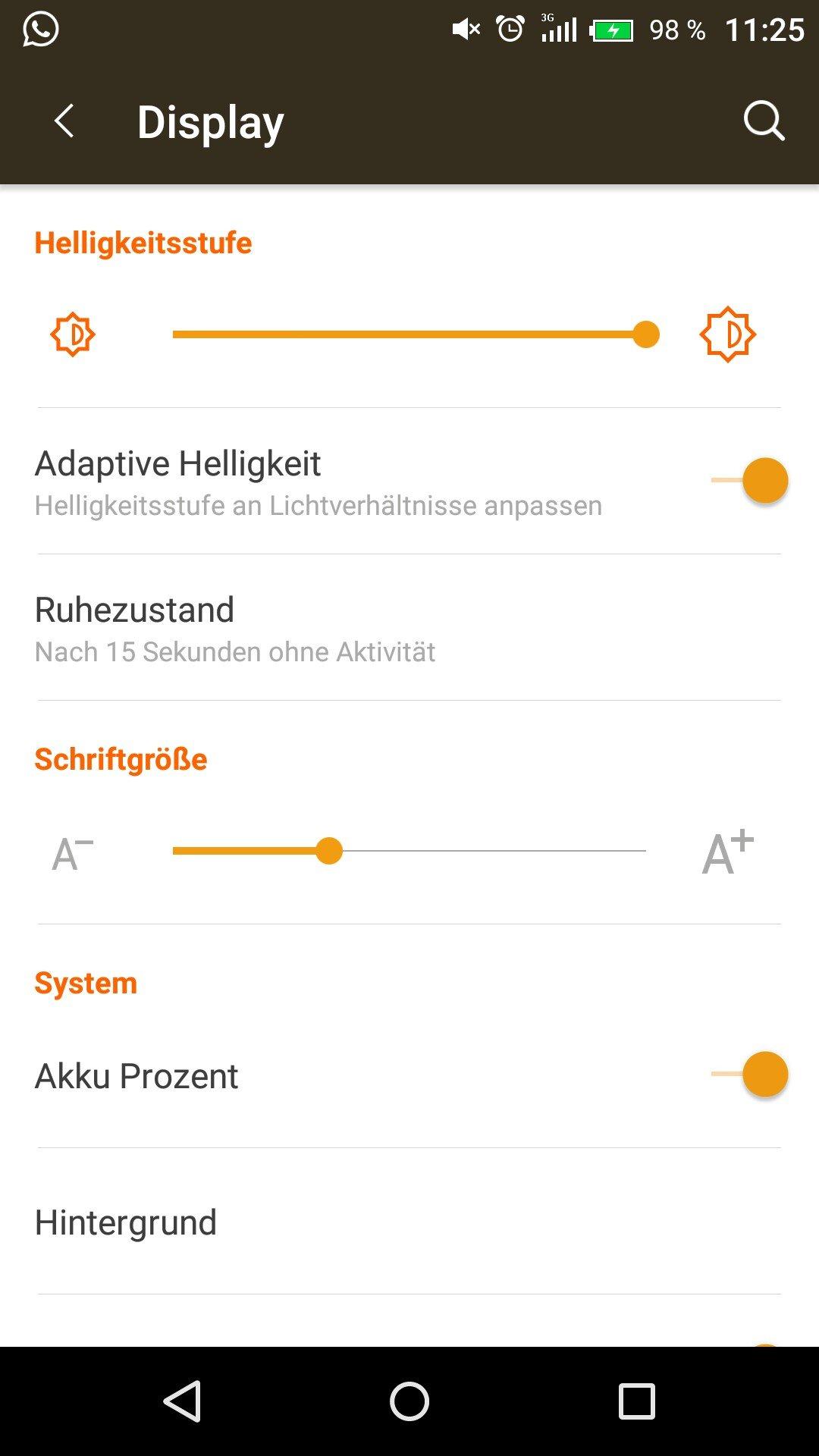 Test / Review: Gigaset ME -  edles Highend Smartphone mit kleinen Schwächen 38