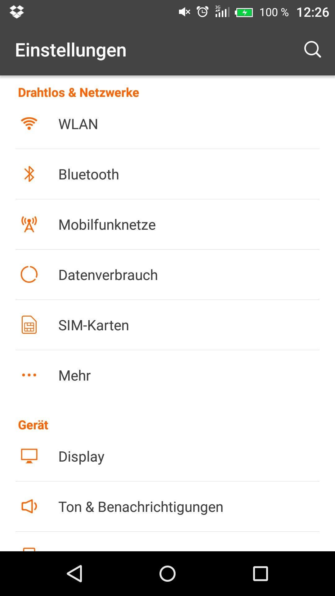 Test / Review: Gigaset ME -  edles Highend Smartphone mit kleinen Schwächen 47