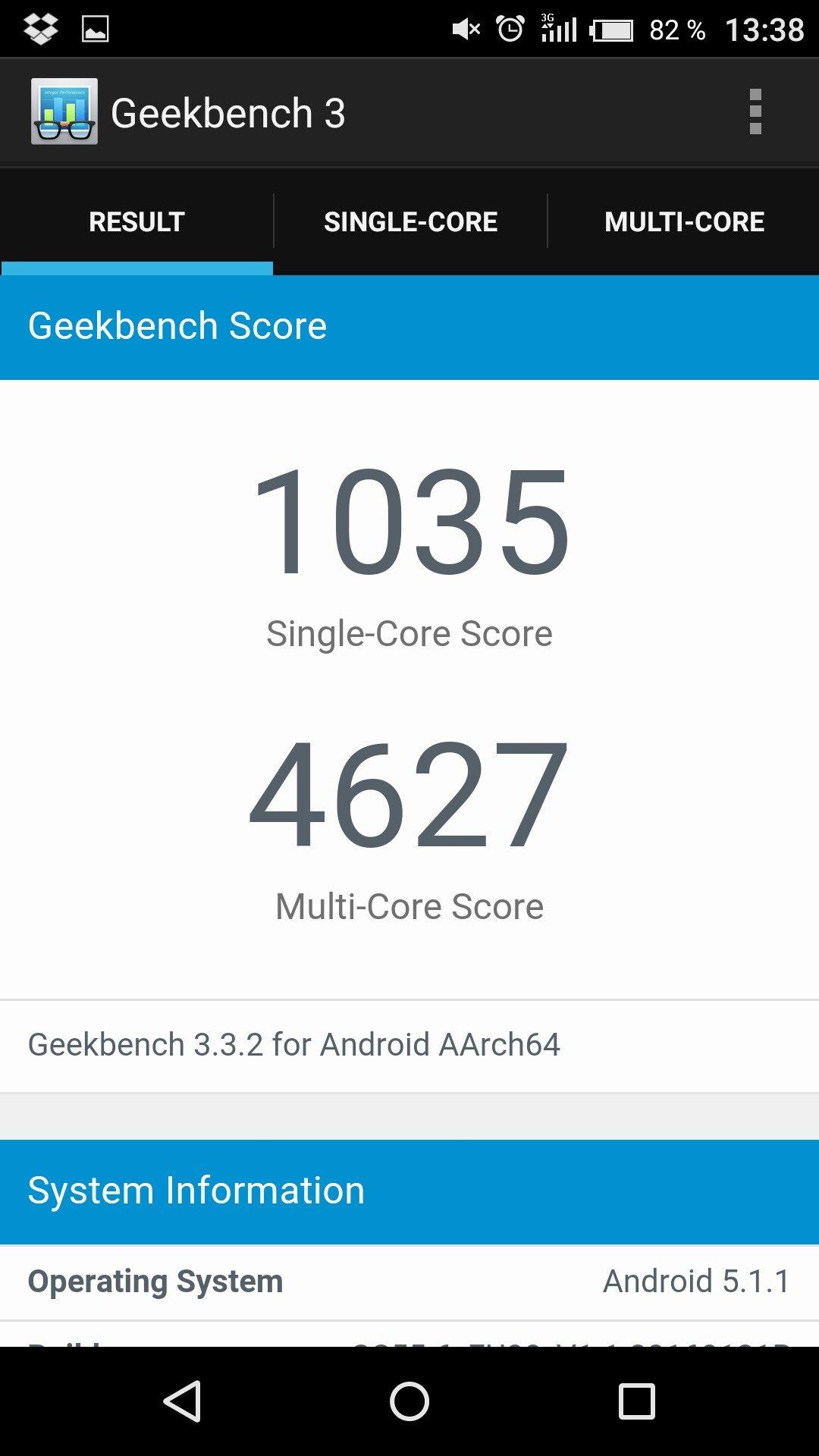Test / Review: Gigaset ME -  edles Highend Smartphone mit kleinen Schwächen 53