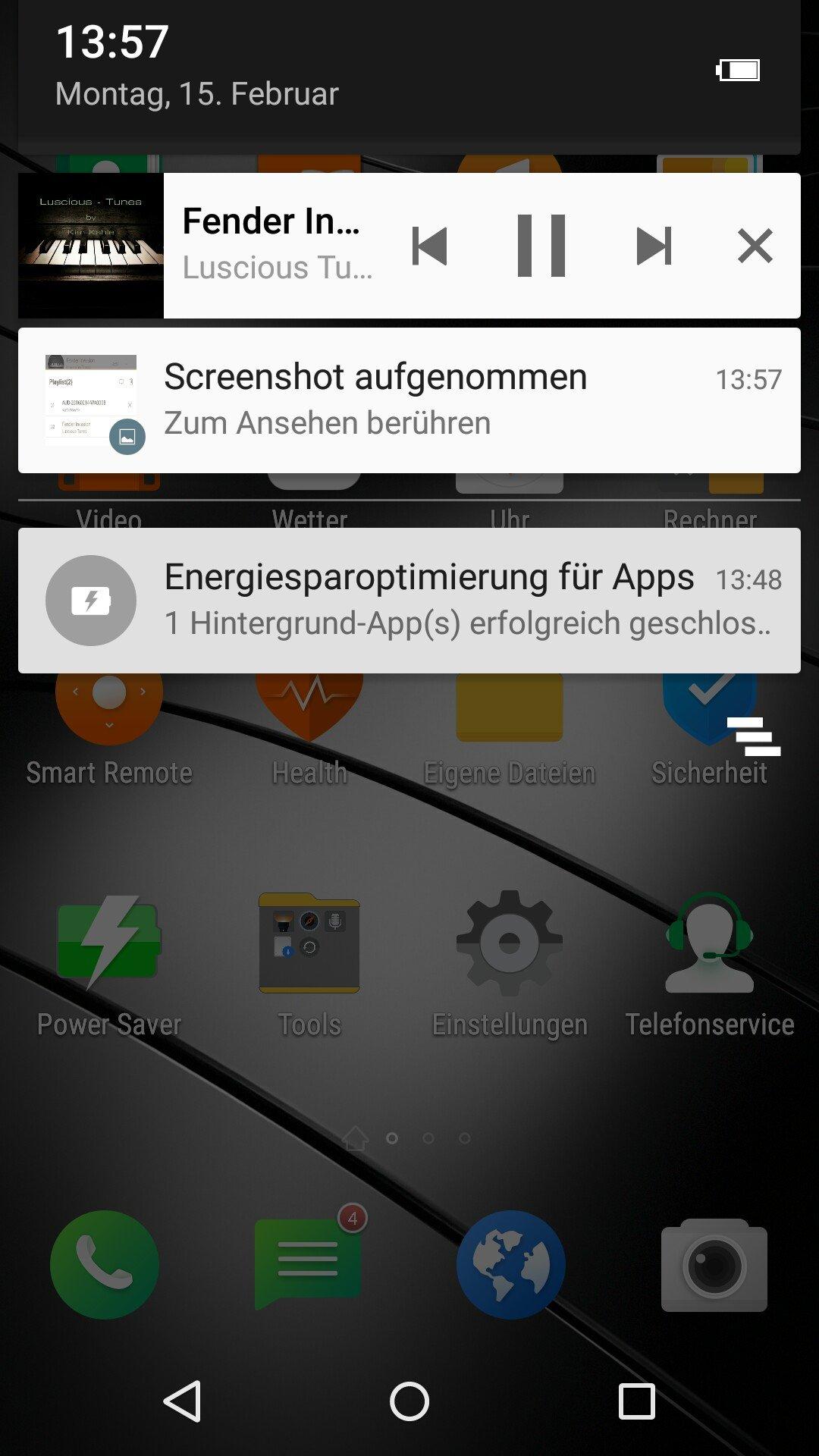 Test / Review: Gigaset ME -  edles Highend Smartphone mit kleinen Schwächen 62