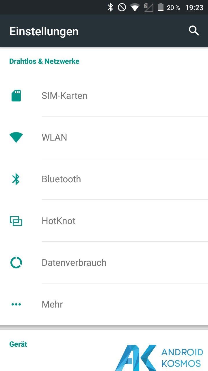 Test / Review: Cubot Note S - China Smartphone mit guten Ansätzen für kleines Geld 16