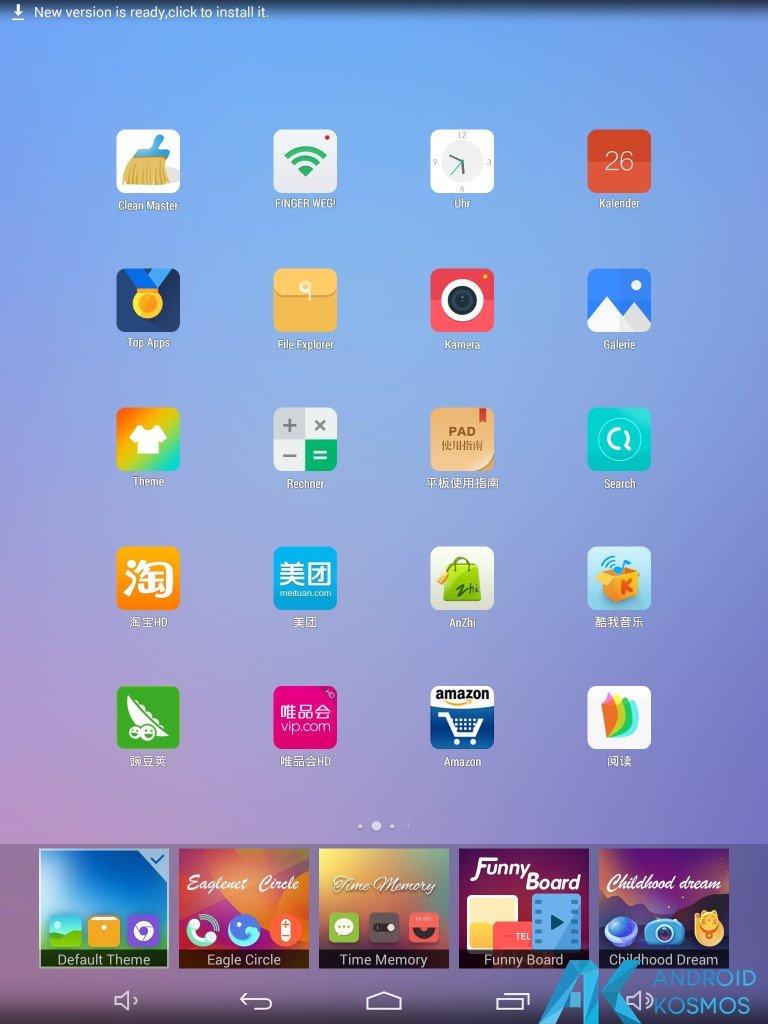 Test / Review: Onda V989 Air V5 Gold Edition - günstiges Android Tablet im Test 24