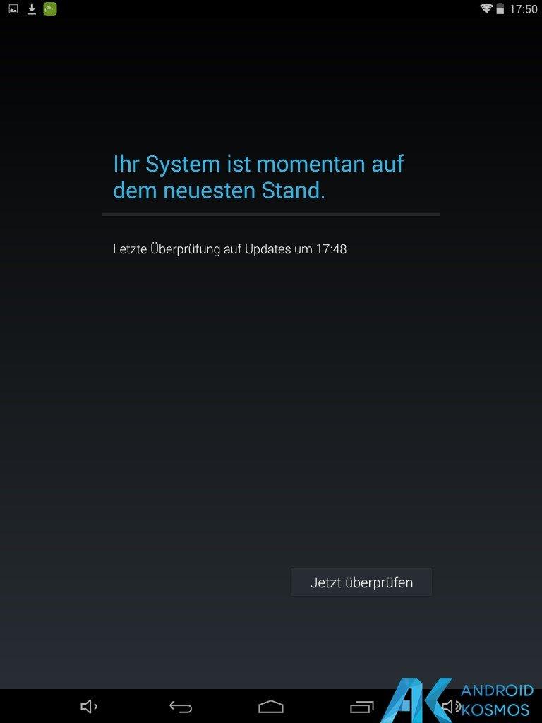 Test / Review: Onda V989 Air V5 Gold Edition - günstiges Android Tablet im Test 29