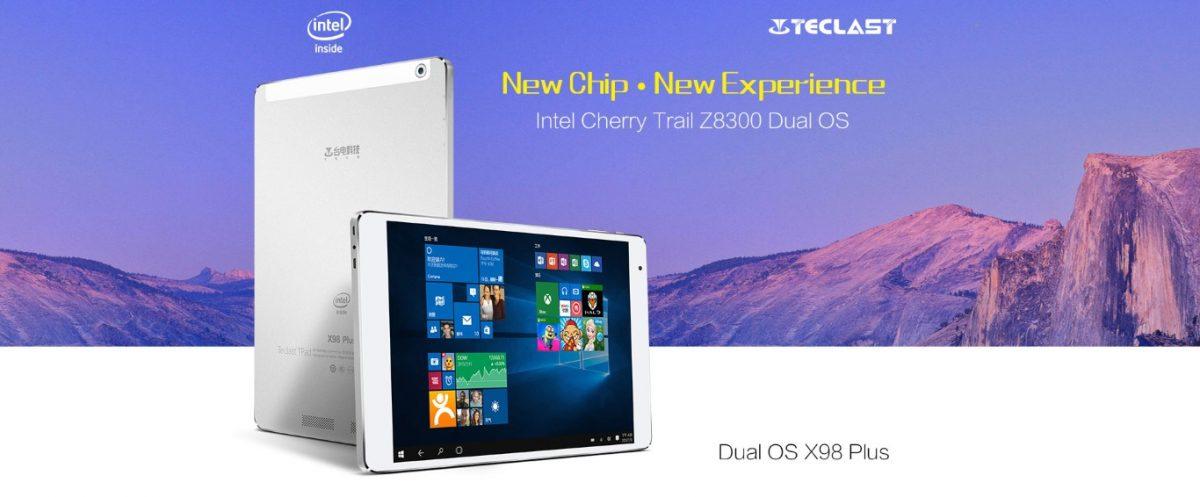 Teclast will spezielle Version des X98 Plus Dual-Boot Tablets für Europa bringen 3