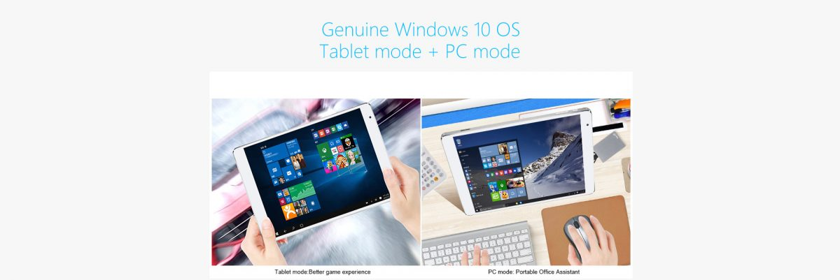 Teclast will spezielle Version des X98 Plus Dual-Boot Tablets für Europa bringen 15