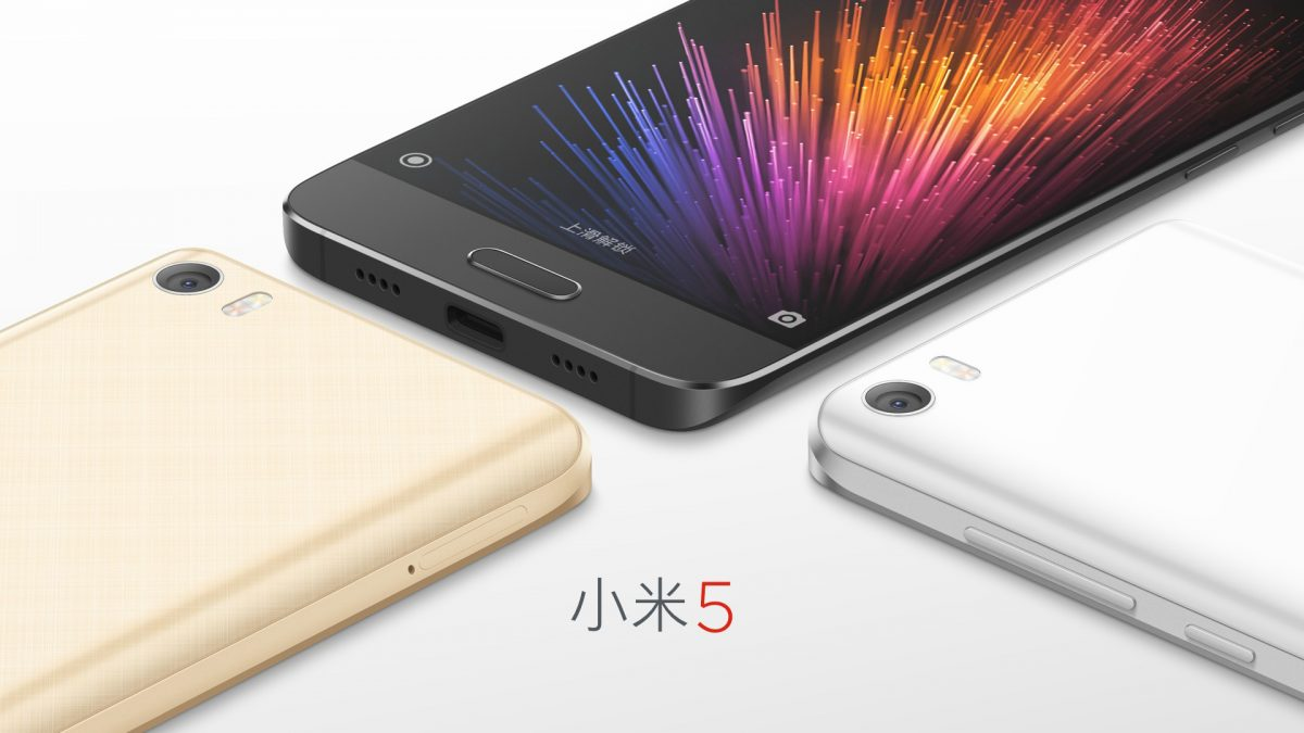 MWC 2016 - Xiaomi Global Launch Event des Mi5 18