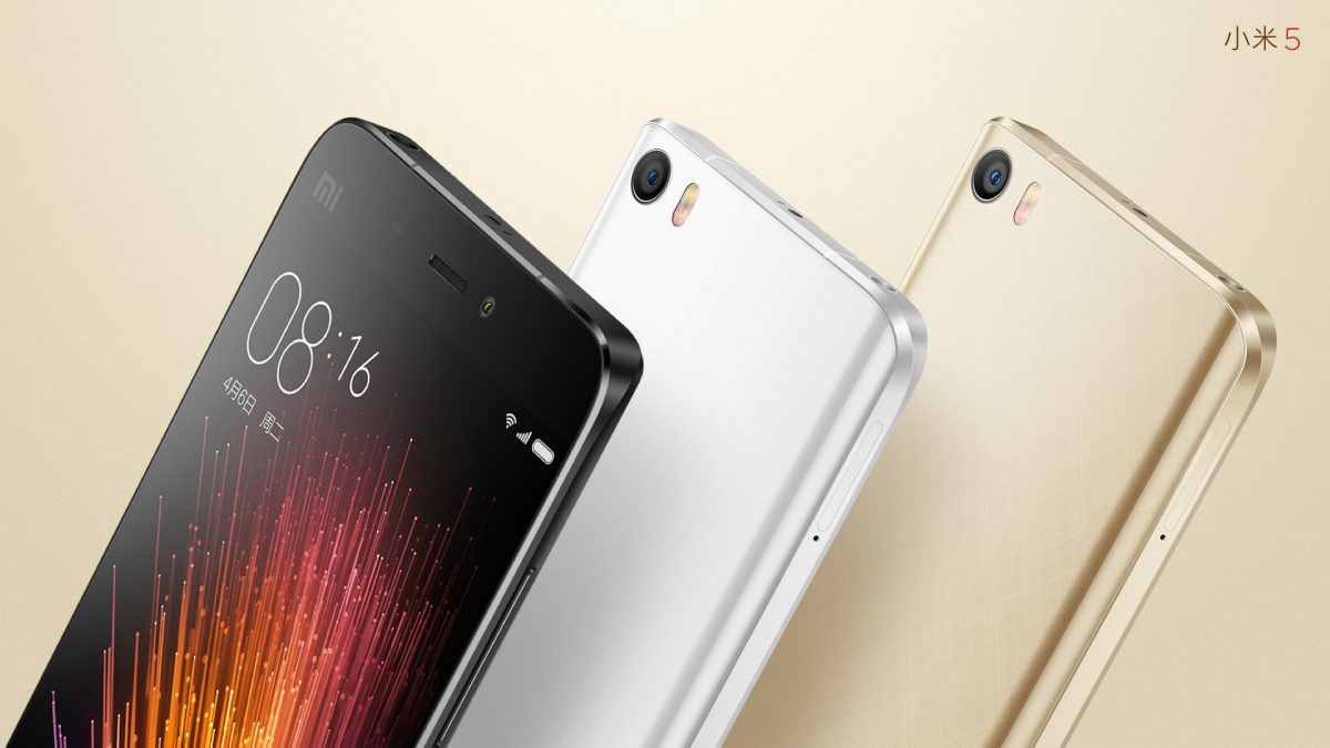 MWC 2016 - Xiaomi Global Launch Event des Mi5 41