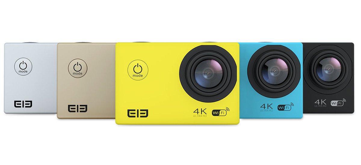 Elephone Explorer Pro - Action Cam mit 4K und Sprachausgabe 5