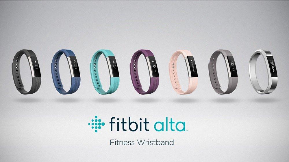 "Fitbit stellt neues Fitnessarmband / Tracker ""Alta"" offiziell vor 1"