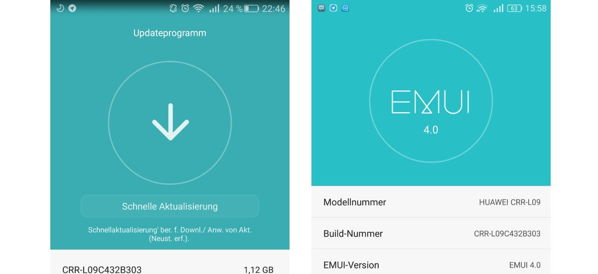Huawei Mate S download der ersten Android 6.0 Marshmallow beta verfügbar 1