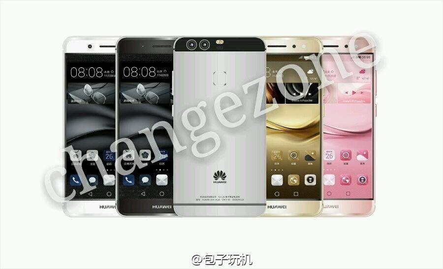 Huawei P9: Neue Bilder und Informationen aufgetaucht 1