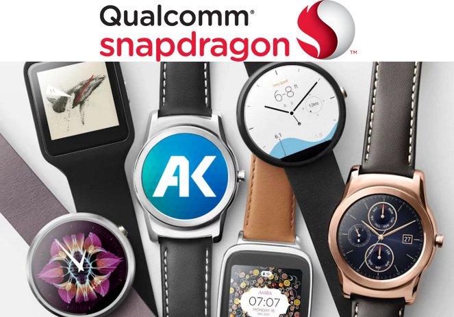 Neuer Snapdragon Wear 2100 Prozessor für Smartwatches vorgestellt 2