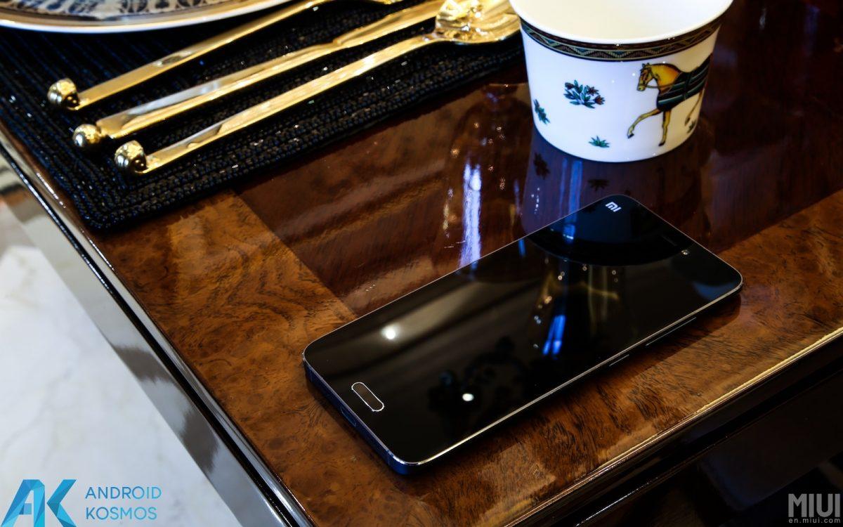 Xiaomi Mi5: erste Lieferzeiten wurden offiziell bekannt gegeben 4